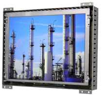 12.1 Open Frame Industrial LCD Monitor
