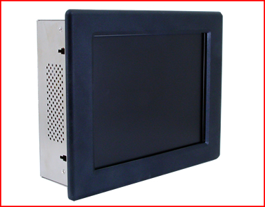 "AbraxSys AS104P4PCC 10.4"" Industrial Grade NEMA 4 (IP65) WinCE HMI Touch Screen"