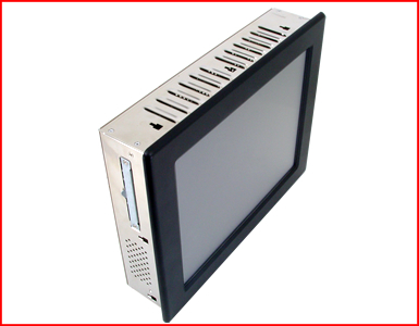 "AbraxSys AS121P4PCC 12.1"" Industrial Grade NEMA 4 (IP65) WinCE Based Touch Screen"