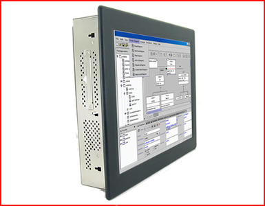 "AbraxSys AS150P4PCC 15"" Industrial Grade NEMA 4 (IP65) WinCE Based HMI Touch Screen"