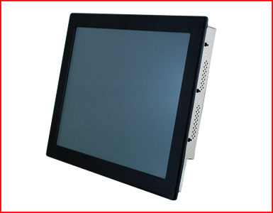 "AbraxSys AS150PL 15"" Industrial Low-Scan NEMA 4 (IP65) Mount LCD Flat Panel Display"