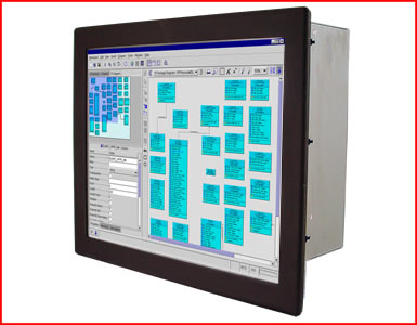 AbraxSys Industrial Grade Fanless Touch Screen Panel PC series