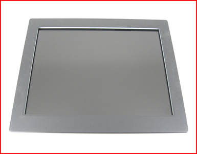 "AbraxSys AS150P4X 15"" NEMA 4X (IP66) Panel Mount LCD Flat Panel Display Front View"