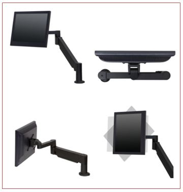 AbraxSys ASMA7 Mounting Arm Images