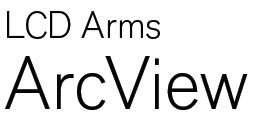 AbraxSys Mounting Arms ArcView Series