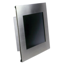 "AbraxSys AS104P4X 10.4"" NEMA 4X (IP66) Panel Mount LCD Flat Panel Display Front View"