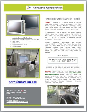 AbraxSys Overall Product Flyer Link