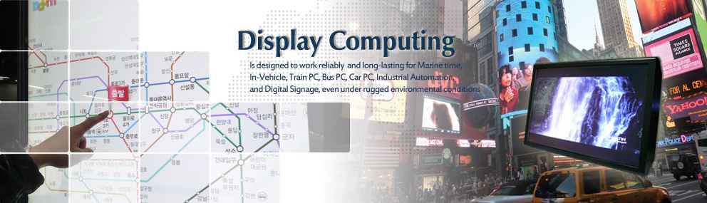 AbraxSys Rugged LCD Flat Panel Monitors and Computers