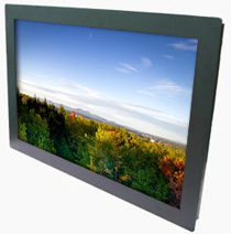 20 inch industrial panel mount LCD