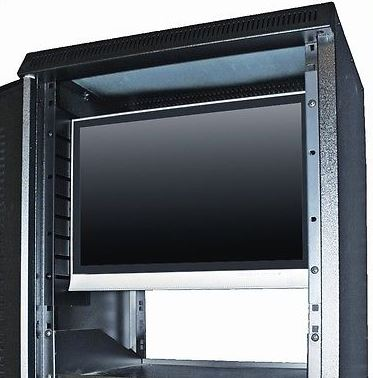 AbraxSys Industrial Rack Mount LCD Flat Panel Displays