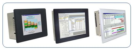 AbraxSys Industrial Grade Touch Screen WinCE based HMI Systems