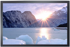 17.3 inch VESA mount Wide Screen LCD