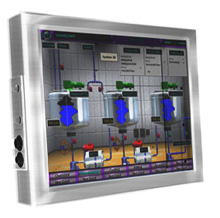 15 inch VESA Mount LCD Display