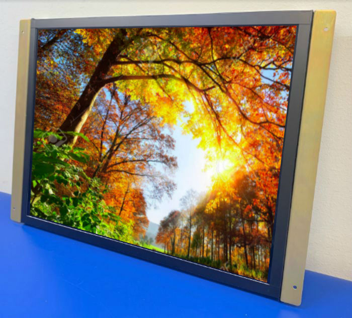 15 inch  Sunlight Readable Open Frame / Chassis Mount LCD