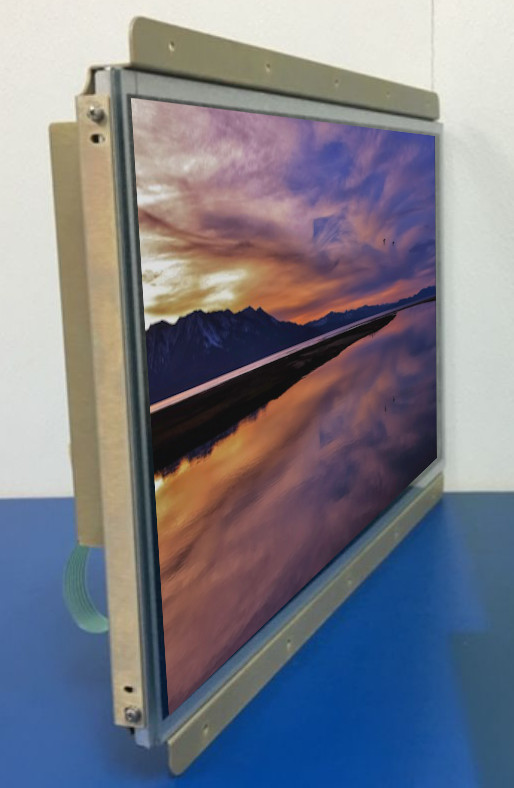 21.5 inch  Sunlight Readable Open Frame / Chassis Mount LCD