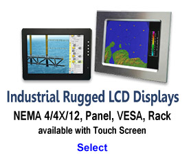 Industrial LCD