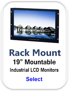 Rack Mount LCD Displays
