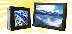 High Bright Sunlight Readable LCD Monitors