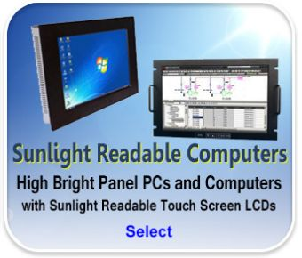 Sunlight Readable Computers