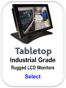 Tabletop Display Monitors